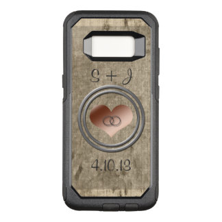 With This Ring by Shirley Taylor OtterBox Commuter Samsung Galaxy S8 Case