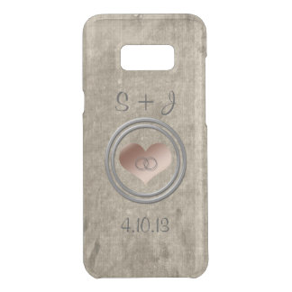 With This Ring by Shirley Taylor Uncommon Samsung Galaxy S8 Plus Case