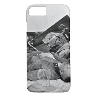With torn picture of his feuhrer_War Image iPhone 7 Case