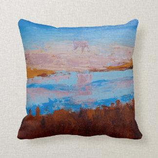 Withens Clough Reservoir cushion
