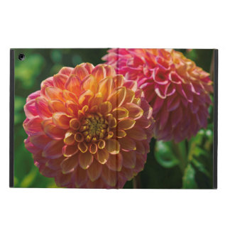 Within The Dahlia Garden 1 iPad Air Cover
