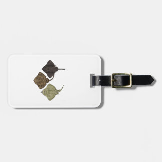 WITHIN THE SPECIES LUGGAGE TAG