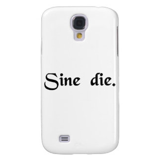 Without a day samsung galaxy s4 case