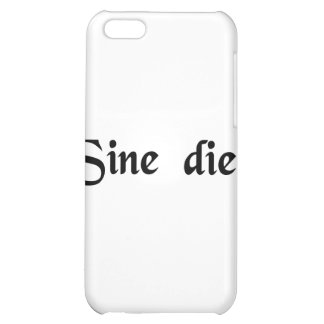 Without a day. iPhone 5C cases