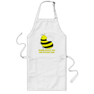 Without Me Long Apron