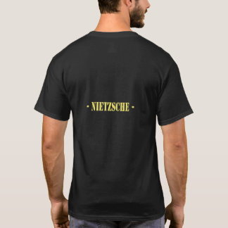 """""""Without music, life would be a mistake"""" Nietzsche T-Shirt"""