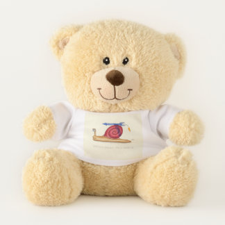 Without passion life is nothing teddy bear
