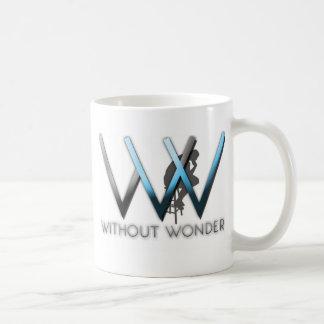 Without Wonder Coffee Mug