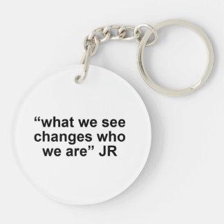 WITNESS key chain