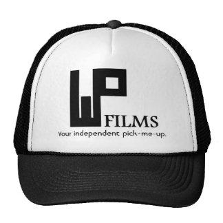 Witness Productions white/black trucker hat