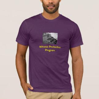 Witness Protection: T-Shirt (Dark)