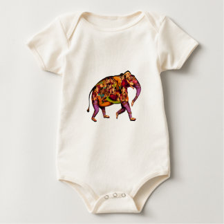 WITNESS THE HARMONY BABY BODYSUIT