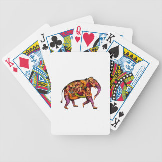 WITNESS THE HARMONY BICYCLE PLAYING CARDS