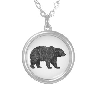 WITNESS TO IT SILVER PLATED NECKLACE