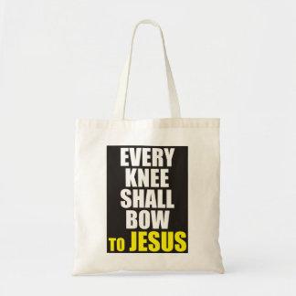 Witness Wear & Gear 4 All Budget Tote Bag