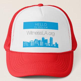 WitnessLA Hat