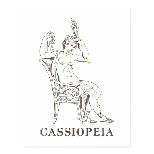 WITS: Cassiopeia Post Cards
