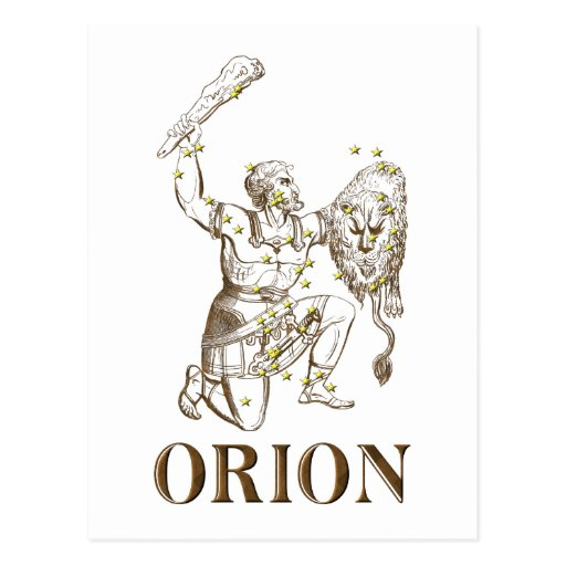 WITS: Orion Postcards