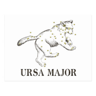WITS: Ursa Major Postcard