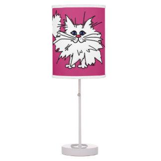 Witty Kitty Lamp