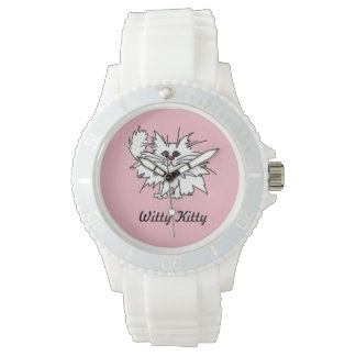 Witty Kitty Sport Watch