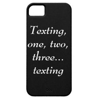 Witty phone case