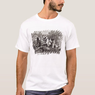 Wives for the Settlers at Jamestown T-Shirt