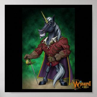 Wizard101 Diego Poster