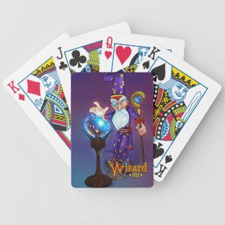 Wizard101 Merle Ambrose Poker Deck