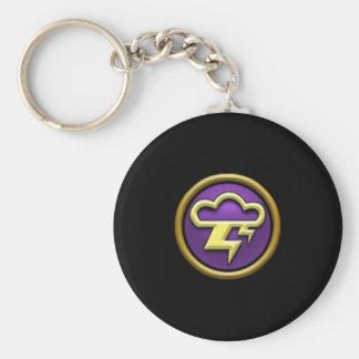 Wizard101 Storm School Keychain