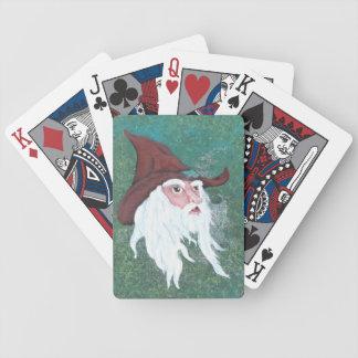Wizard 03 poker deck