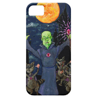 Wizard and Evil Raccoons Case For The iPhone 5