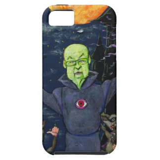 Wizard and Evil Raccoons iPhone 5 Cases