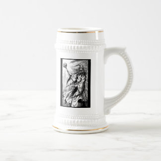 Wizard Beer Stein