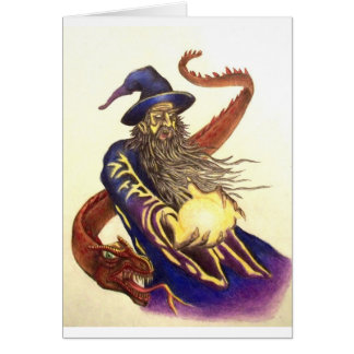 Wizard Card