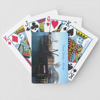 Wizard Crab Fishing Boat Poker Deck