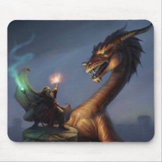 Wizard Defense Mouse Pad