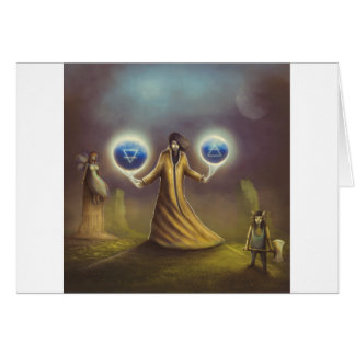 wizard fantasy magic card