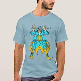 Wizard golfer t-shirt