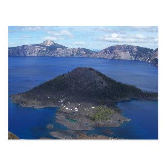 Wizard Island Postcard