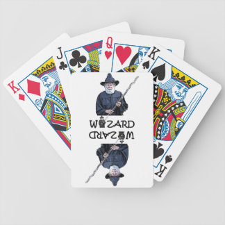Wizard Magic Playing Cards I