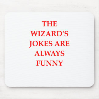 WIZARD MOUSE PAD
