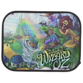 Wizard of Oz Auto Mat