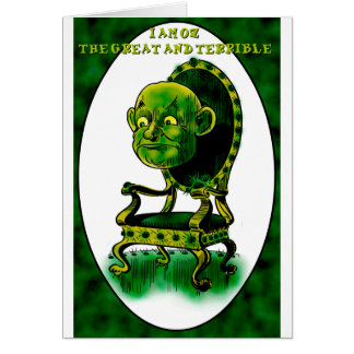 Wizard of Oz Card