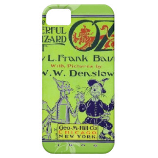 Wizard of Oz Case For The iPhone 5