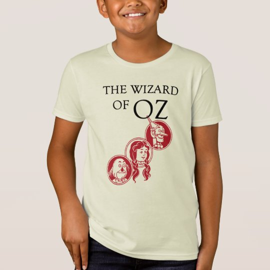 Wizard of Oz Characters T-Shirt