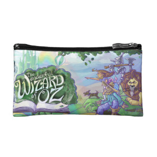 Wizard of Oz Cosmetic Bag