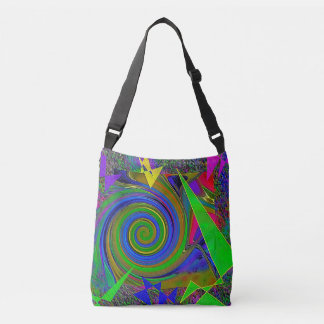 """Wizard of Oz"" Designer Cross Body Adjustable Tote"