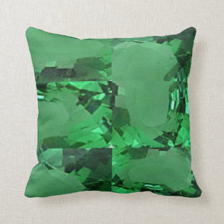 Wizard of Oz Emerald Pillow by Sharles