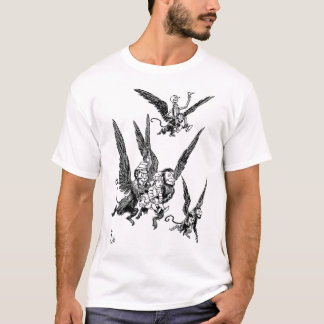 Wizard of Oz Flying Monkeys T-Shirt